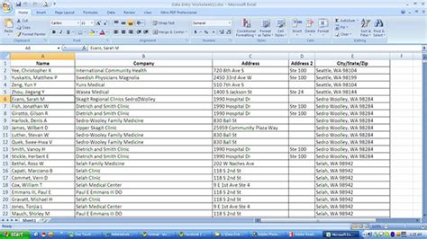 pdf document to excel worksheet data entry on behance