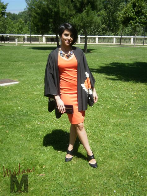 Blazer Japanese Style By Madame madame magenta japan vintage harori etxart panno orange