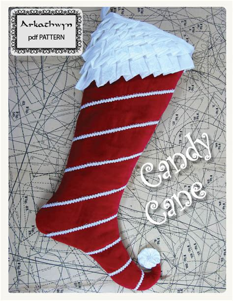 free pattern for victorian christmas stocking sewing patterns by arkathwyn designs