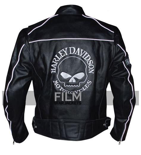reflective bike jacket s womens harley davidson reflective skull leather jacket