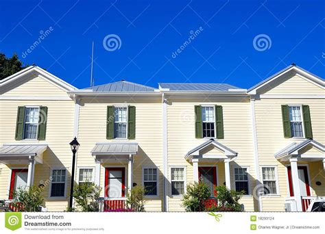 florida style tropical florida style beach houses stock images image 18293124