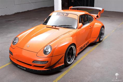 porsche 911 custom custom wide body 1995 porsche 911 carrera 993 youtube