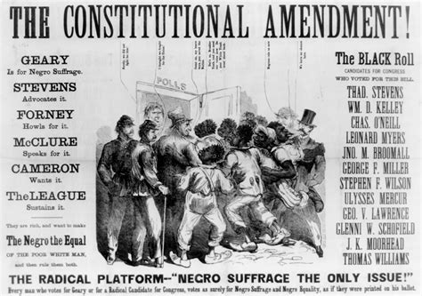 Civil Rights Act Of 1875 Essay by Reconstruction S New Order Us House Of Representatives History Archives