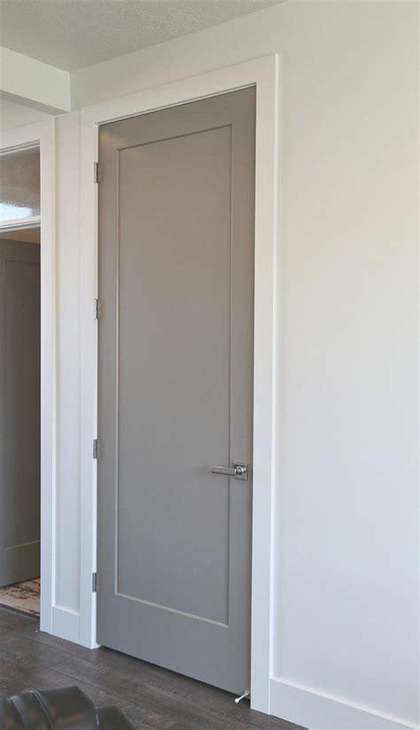 panel door flat casing  taller base bd