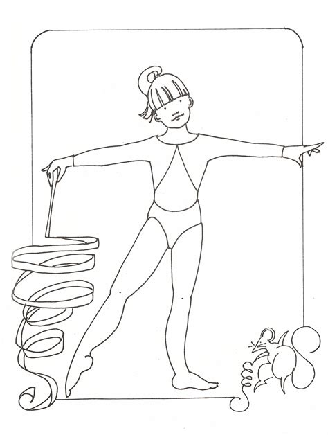 barbie gymnastics coloring pages coloring pages of gymnastics coloring home