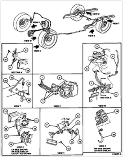 repair anti lock braking 1999 ford taurus interior lighting solved 96 ford explorer manual trans 2 door 6 cyl 2 fixya