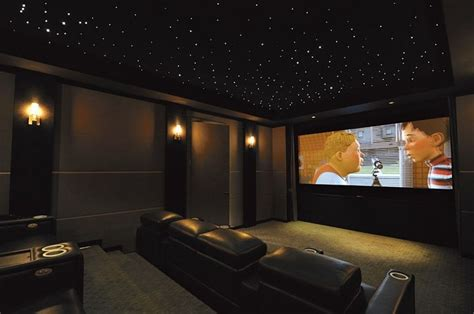 Theatre Ceiling by Basement Theatre With Ceiling Basement Ideas