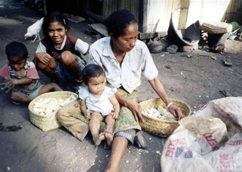 mengapa penduduk semakin miskin justru semakin banyak anaknya carlos yosua s