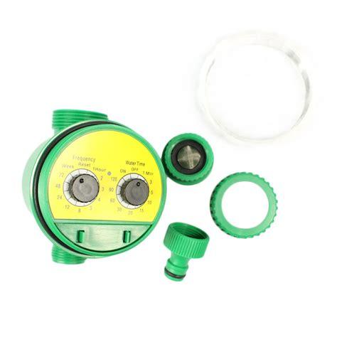 Pengatur Waktu Irigasi Air Taman Water Timer Garden Timer Digital Lcd buy grosir timer elektronik kit from china timer