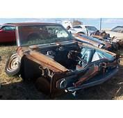 1968 AMC Rebel Parts Car