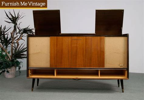 vintage stereo cabinet with turntable 18 best midcentury stereo consoles images on pinterest