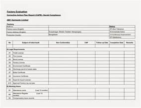 Compliance Audit Report Template bangladesh labour law internal compliance audit report form