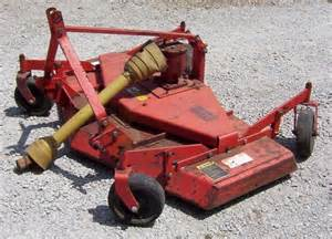 befco rear finish mower