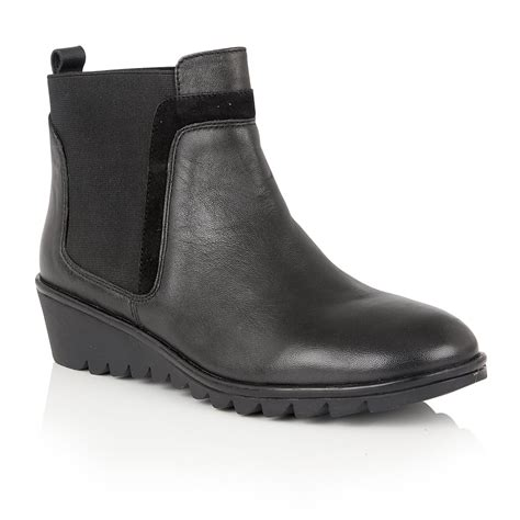 lotus boots uk lotus zinnia black leather ankle boots boots from lotus