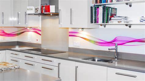 designer kitchen splashbacks designer glass splashbacks for kitchens peenmedia com