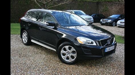 volvo xc se lux drive manual  youtube
