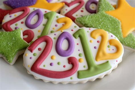 new year biscuits photos happy new year cookies the sweet adventures of sugar