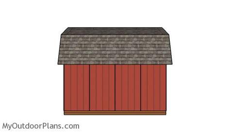 14x16 barn shed plans myoutdoorplans free woodworking barn shed doors plans myoutdoorplans free