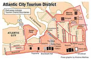 atlantic city us map atlantic city broadway map on casino kems