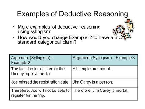 deductive reasoning www imgkid com the image kid has it