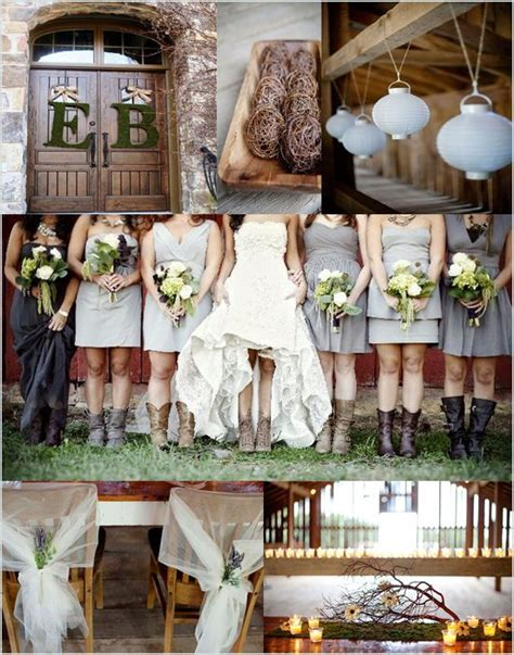 country wedding ideas   Country Wedding Inspiration Board