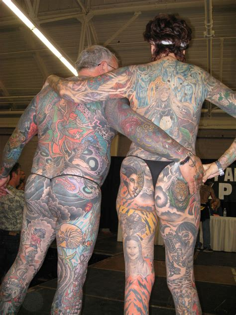 tattooed granny modern bodysuit tattoos 169 photo by sherrie thai of