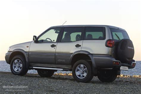 nissan terrano 2002 nissan terrano ii 5 doors specs 2002 2003 2004 2005