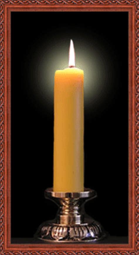 candela gif candele su archivio
