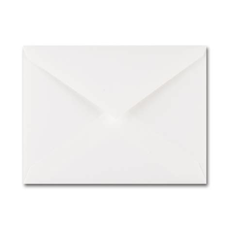 fine impressions stationery hi white envelopes no 6