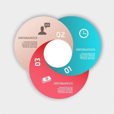 free circle business card templates infographic free vector 5 422 free vector for