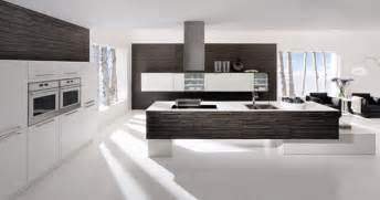 Modern White Kitchen Design White Modern Kitchen Verso Interior Design Architecture