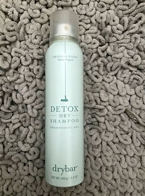 Drybar Lush Shoo Detox by Friday Favorites 183 Week Of 9 15 In