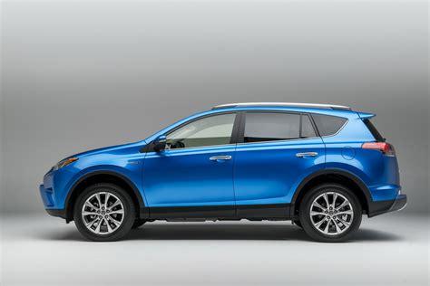 Toyota Rav 4 Specs 2016 Toyota Rav4 Hybrid Pricing Announced Specs