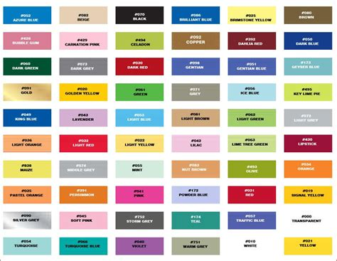 color list common blue color names halflifetr info