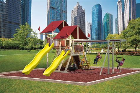 backyard climber sk 30 mega climber kids backyard playset swing kingdom