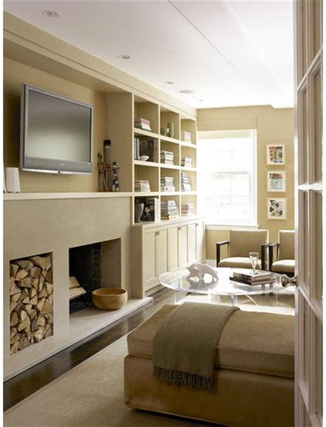 Fireplace With Built In Wood Storage by Firewood Storage Solutions Chaos To Order Chicago
