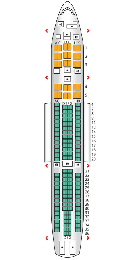 a330 seating pin airbus a330 seating plan on