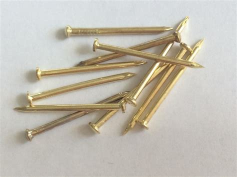Picture Hanging Nails | picture hanging nails pins hard hangers brassed hardened