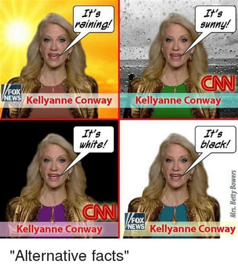 Kellyanne Conway Memes - 25 best memes about black fox black fox memes