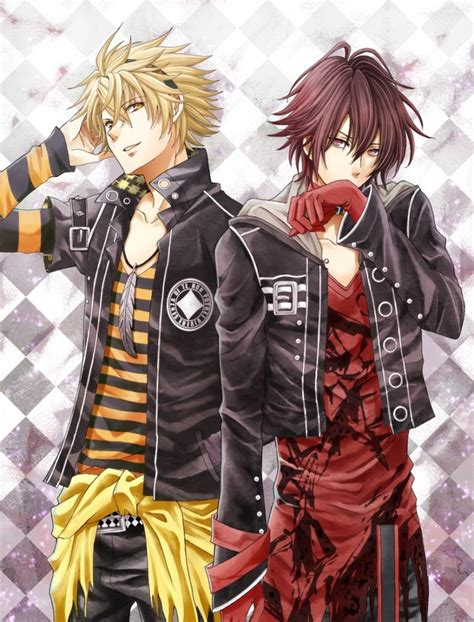 anime amnesia shin and toma amnesia pinterest