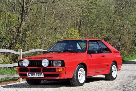 Audi Sport by 1986 Audi Sport Quattro