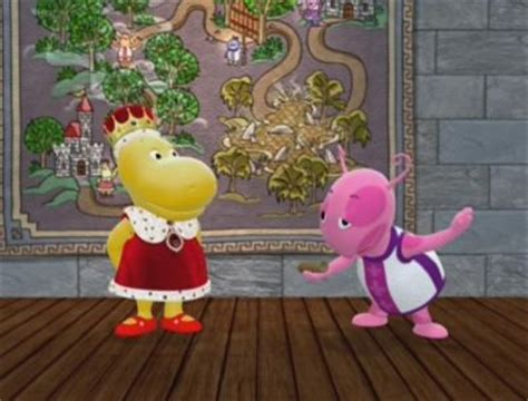 image ballad of uniqua jpg the backyardigans wiki