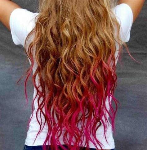 hot pink highlights hair pinterest highlights pink
