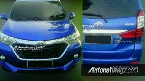 Cover Toyota Avanza cover toyota avanza facelift 2015 indonesia