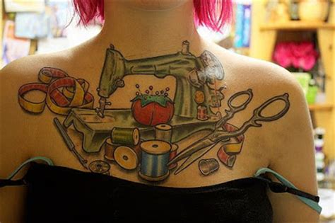 maker faire sewing machine tattoo flickr photo sharing gertie s new blog for better sewing would you get a