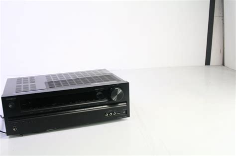onkyo ht r592 7 1 channel home theater av receiver only