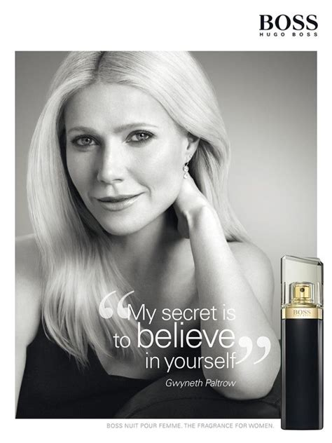 Gwyneth Paltrows New Pleasure Ads by Gwyneth Paltrow S New Nuit Pour Femme Fragrance