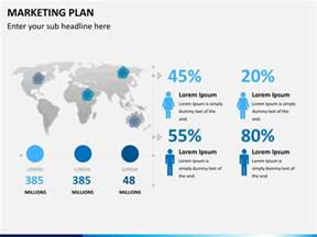 powerpoint marketing plan template marketing plan powerpoint template sketchbubble