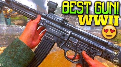 best ww2 the best gun in the cod ww2 beta