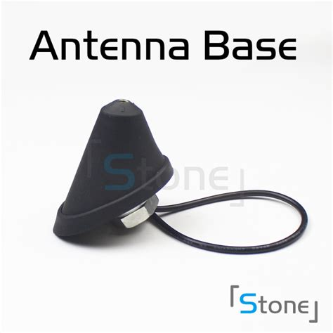 2004 Toyota Corolla Antenna Replacement Am Fm Stereo Radio Car Black Antenna Base For Toyota